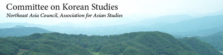 Committee on Korean Studies